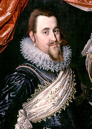 Christian IV. von Dänemark und Norwegen