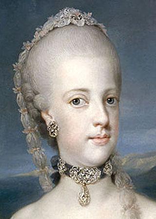 Karolina Von österreich