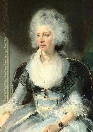 Sophie Charlotte Von Mecklenburg Strelitz
